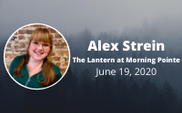 June 19 with Alex Strein
