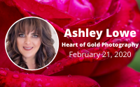 February 21 with Ashley Lowe